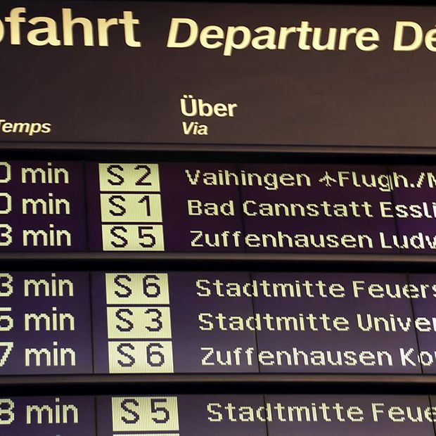 S-Bahn Stuttgart | Deutsche Bahn AG