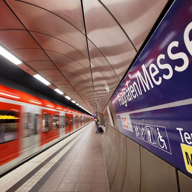 Mit Der S Bahn Zur Messe Deutsche Bahn Ag